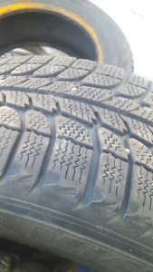 Michelin x ice 195/60 r14 winther tire