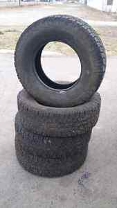 Tires 285 70 17