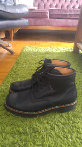 Chaussures Roots shoes taille 9.5 tuffer boot ragging bull