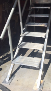 Aluminum Dock Stairs | Kijiji in Ontario  - Buy, Sell & Save