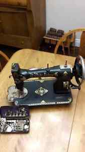 Atique White Rotary Sewing Machine