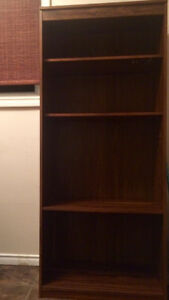 Tall Shelving Unit, Good Condition
