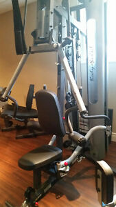 BODY-SOLID G10B BI-ANGULAR GYM WITH INNER/OUTER THIGH ATTACHMENT Windsor Region Ontario image 7