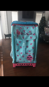 Zuca Skate Bag Insert and Top Seat