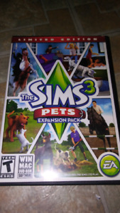 Sims 3 pets WITH CODE