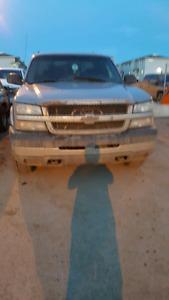 2004 Chevy Silverado
