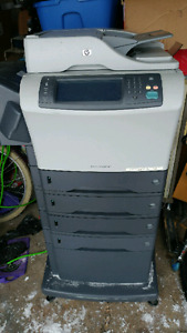 Large Office Printer/Fax/Copier/Scan to email