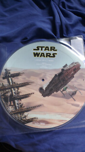 Star Wara The Force Awakens Picture Record