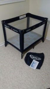 ***PLAY PEN * STURDY CHANGE TABLE * ADJUSTABLE GATE***