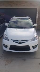 2008 Mazda Mazda5 follyloaded 6 passenger  for sale