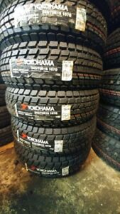 4 NEW YOKOHOMAS ICE GUARD 245/70r16