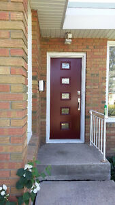 Modern door manufacturing and installation Edmonton Edmonton Area image 2