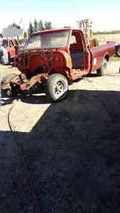 67' Chevy truck parts