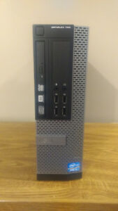 Dell SFF Gaming PC - i5 2400/ 8GB RAM/EVGA GT1030/ 120SSD/320HDD