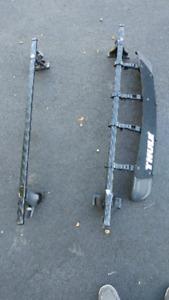Barre de toit Thule (KIT1427) Yaris ou autres compatible