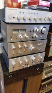 Some stereo amplifier for sale