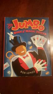 THE JUMBO BOOK OF MAGIC TRICKS