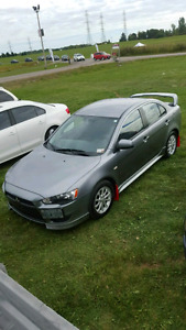 2012 Mitsubishi Lancer Se manual transmission