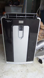 commercial cool 10,000btu portable air conditioner in great cond