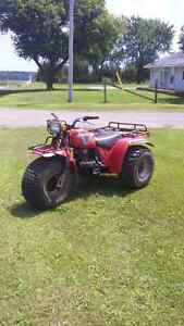 3 wheeler in excellent condition