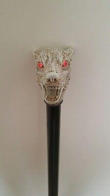 White Wolf Cane Stick
