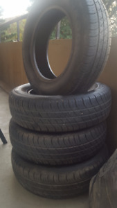 Hankook All-weather Tires (P175/70R13)
