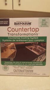 RUST-OLEUM COUNTERTOP TRANSFORMATIONS
