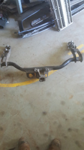 New Hitch off of 2001 GMC Sierra 2500