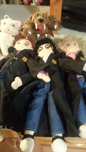 FS: 3 Harry Potter's Characters plus 3-headed dog and a cat