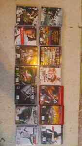 Ps3 games for sale Stratford Kitchener Area image 1