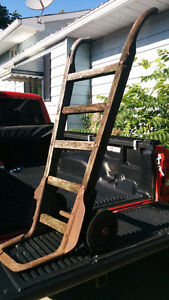 Vintage Nutting Hand Truck/Cart - Great for Gardens! London Ontario image 2