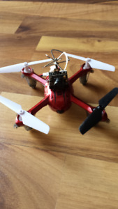 Drone with fpv camera