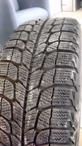 3 winter tires size 195 60 r 15 with the rims