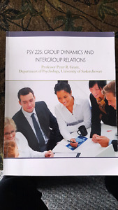 Psy 225 Group Dynamics & Intergrouo Relations