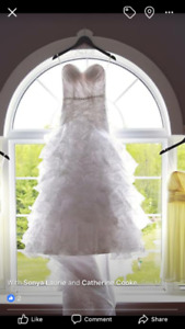 Maggie Sorttero wedding dress