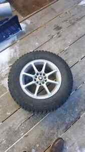 Winter tires - 70% tread - $500