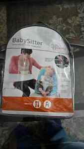 The Baby Sitter Seat portable