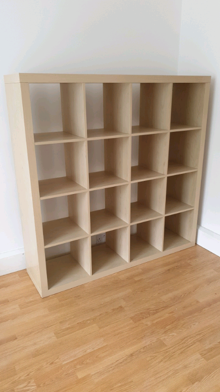 quality design ffbff 01ae5 Kallax shelving unit in White Oak | in Handsworth, West Midlands | Gumtree