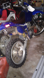 SOLD Yamaha TTR250 Needs Work Electric start 600 S O L D