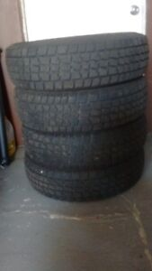 Used 225 75 R15 Winter Tires