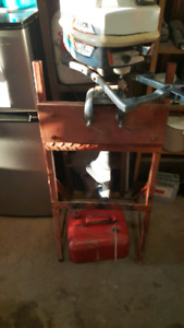 Old outboard
