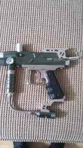 Gun à paintball