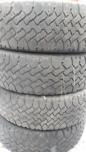 R15 185-65 WINTER TIRES