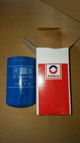 Lot of 2 Delco PF967 oil filters