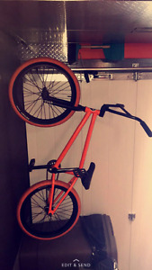 Cult bmx for sale with lots of part upgrades