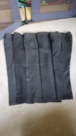 5 pairs boys school trousers 5-6 yrs