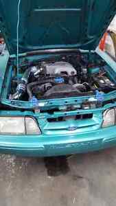 Ford mustang Fox body 1992 West Island Greater Montréal image 5