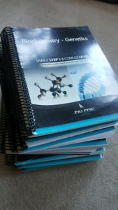 USMLE Falcon Step 1 Review Textbooks