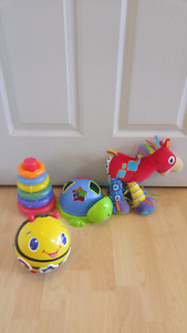 Activity toys for under 1 year old