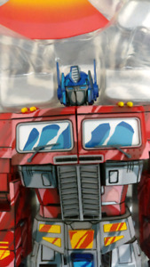 Transformers Masterpiece Optimus Prime MP-10 CELL Shaded